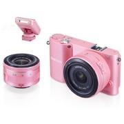 三星 NX1000 微单套机 粉色(20-50mm,16mm)
