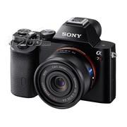 索尼 A7 微单套机 黑色(Sonnar T* FE 35mm F2.8 ZA 镜头)