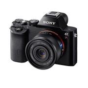 索尼 A7r 微单套机 黑色(Sonnar T* FE 35mm F2.8 ZA 镜头)