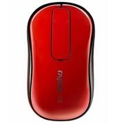 雷柏 T120P 5G无线触控鼠标 红色