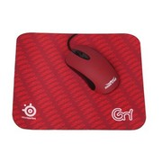 赛睿 Kinzu v1 + Qck Mini 游戏鼠垫套装 《突袭》限量版