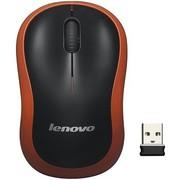 联想 N1901A 无线光学鼠标(橙)