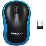 联想 N1901A 无线光学鼠标(蓝)