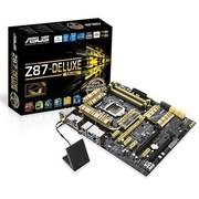 华硕 Z87-DELUXE/DUAL 主板 (Intel Z87/LGA 1150)
