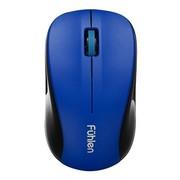 富勒 M75 节能静音无线鼠标 (宝石蓝)