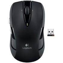 罗技 M545 无线鼠标 黑色产品图片主图