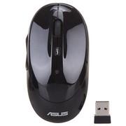 华硕 MS-W1 2.4G无线Q鼠  黑色