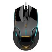 新贵 N500 游戏大鼠标(黑色) USB接口  蓝光版