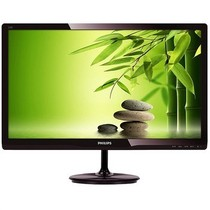 飞利浦 233E4QHSD 23英寸IPS面板LED背光宽屏液晶显示器产品图片主图