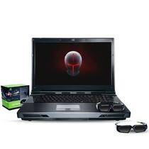 未来人类 P57 17.3英寸游戏本(六核i7-3960X/32G/1.8T SSD/GTX680M SLI 4G独显/Win8/黑色)产品图片主图
