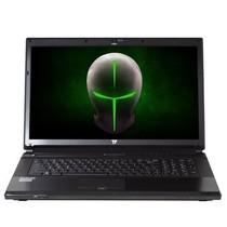 未来人类 X711 17.3英寸澳门金沙在线娱乐平台本(i7-4700MQ/16G/500G+120G SSD/GTX770M 3G独显/DOS/黑色)产品图片主图