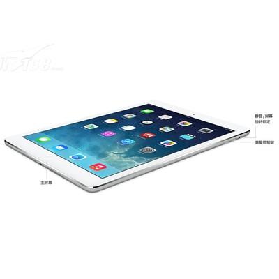 苹果 iPad Air MD789CH/A 9.7英寸平板电脑(苹果 A7/1G/32G/2048×1536/iOS 7/银色)产品图片3