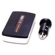 登路普 HT1003 户外汽车自驾游装备车载充电器USB车充 手机移动电源充电器
