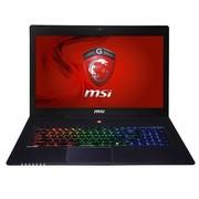微星 GS70 2OD-074CN 17.3英寸游戏本(i7-4700MQ/16G/1T+128G SSD*2/GTX765M 2G独显/Win8/黑色)