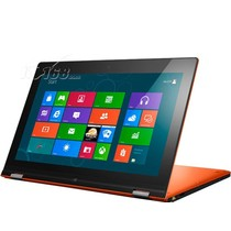 联想 Yoga13-ITH 13.3英寸超极本(i3-3217U/4G/128G SSD/Win8/橙)产品图片主图
