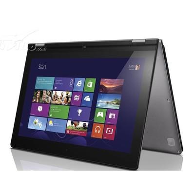 联想 Yoga13-IFI 13.3英寸超极本(i5-3317U/4G/128G SSD/Win8/银)产品图片1
