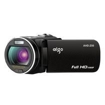 爱国者 AHD-Z50 数码摄像机 黑色(500万像素 23倍光变 零距离微距 摄中拍照 1080P 3英寸触控屏)产品图片主图