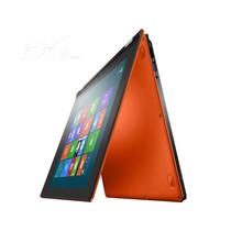 联想 Yoga13-IFI 13.3英寸超极本(i5-3317U/4G/128G SSD/翻转触控/Win8/日光橙)产品图片主图