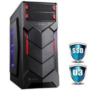 金河田 游戏联盟 启源 机箱 (USB3.0/10秒开机SSD/背线/免工具/超强散热/全防尘)