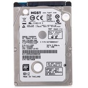 日立 500G SATA3Gb/s 5400转8M 7mm笔记本硬盘(HTS545050A7E380)