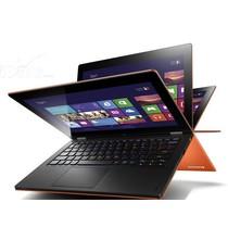 联想 Yoga11S-ITH 11.6英寸超极本(i3-3229Y/4G/128G SSD/翻转触控/Win8/日光橙)产品图片主图