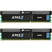 海盗船 XMS3 DDR3 1600 8GB(2x4GB) 台式机内存 (CMX8GX3M2A1600C11)