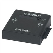 ORICO 2012SUS3-C 多功能便携式硬盘一对一拷贝机 黑