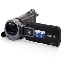 三星 HMX-H400 全高清闪存数码摄像机(黑色)产品图片主图