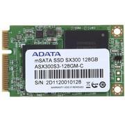 威刚 XPG SX300 MSATA SATA 6Gb/s固态硬盘 ASX300S3-128GM-C
