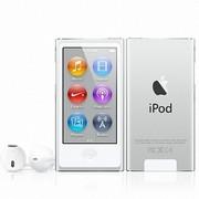 苹果 iPod nano MD480CHA 多媒体播放器 银白色