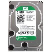 西部数据 绿盘 2TB SATA6Gb/s 64M 台式机硬盘(20EZRX)产品图片主图