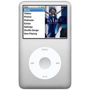 苹果 iPod classic 3代 160G MC293CH/A MP3播放器(银色)