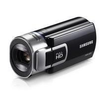 三星 HMX-Q30 便携式高清闪存摄像机 黑色产品图片主图