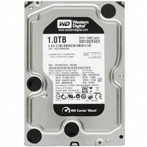 西部数据 黑盘 1TB SATA6Gb/s 7200转64M 台式机硬盘(1002FAEX)产品图片主图