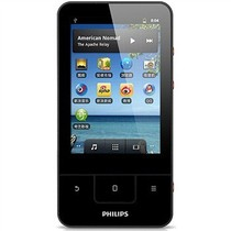 飞利浦 GoGear C3 SA3CNT08K 8G 3.2英寸智能MP4/迷你平板 wifi触摸屏高清产品图片主图