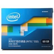 英特尔 SSDSC2CT060A3K5-CBOX 60G 固态硬盘330 系列