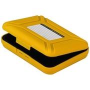 ORICO PHX-35 3.5寸防静电/防潮/防震硬盘保护盒 橙色