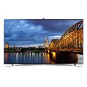 三星 UA55F8000AJXXR 55英寸纤薄窄边3D网络智能电视(黑色)