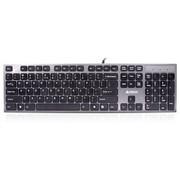 双飞燕 WK-520   舒适超薄键盘