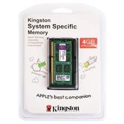 金士顿 系统指定 DDR3 1600 4GB 苹果(APPLE)笔记本专用内存(KTA-MB1600S/4GFR)