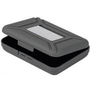 ORICO PHX-35 3.5寸防静电/防潮/防震硬盘保护盒 灰色