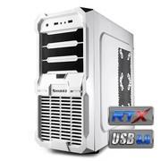 至睿 战斧X8白色 (RTX+USB3.0)