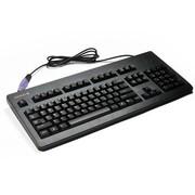 樱桃 G80-3000LSCEU-2 机械键盘(黑色青轴3000)