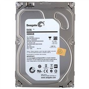 希捷 3TB ST3000VX000 7200转64M SATA 6Gb/秒 监控级硬盘