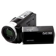 爱国者 AHD-N300 数码摄像机 黑色(510万像素 1080P高清摄像 3.0英寸液晶屏 遥控拍摄 后挂式锂电)