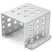 ORICO ac325-4s 2.5寸转3.5寸全铝硬盘位转接架硬盘架 银色