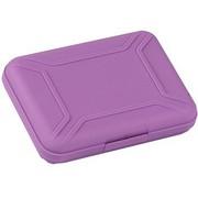 ORICO PHX-35 3.5寸防静电/防潮/防震硬盘保护盒 紫色