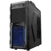 至睿 巫师A20 机箱(热插拔+双原生USB3.0+双风扇+SSD专用托架+倒置38度架构)(黑色)