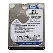西部数据 蓝盘 1TB SATA3Gb/s 5400转8M 笔记本硬盘(10JPVT)