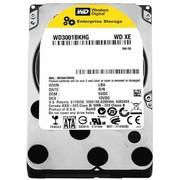 西部数据 XE系列 300G SAS6Gb/s 10000转32M 2.5英寸企业级硬盘(3001BKHG)